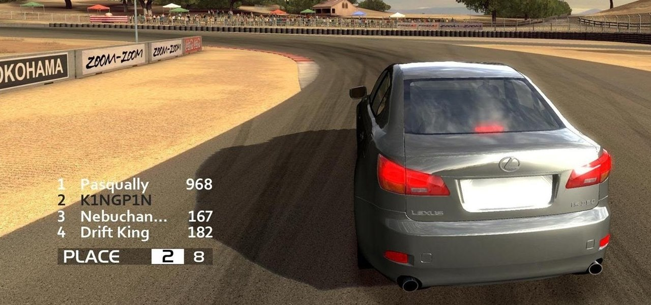 Mod Real Racing 3 for Higher Quality Graphics on Your Nexus 7