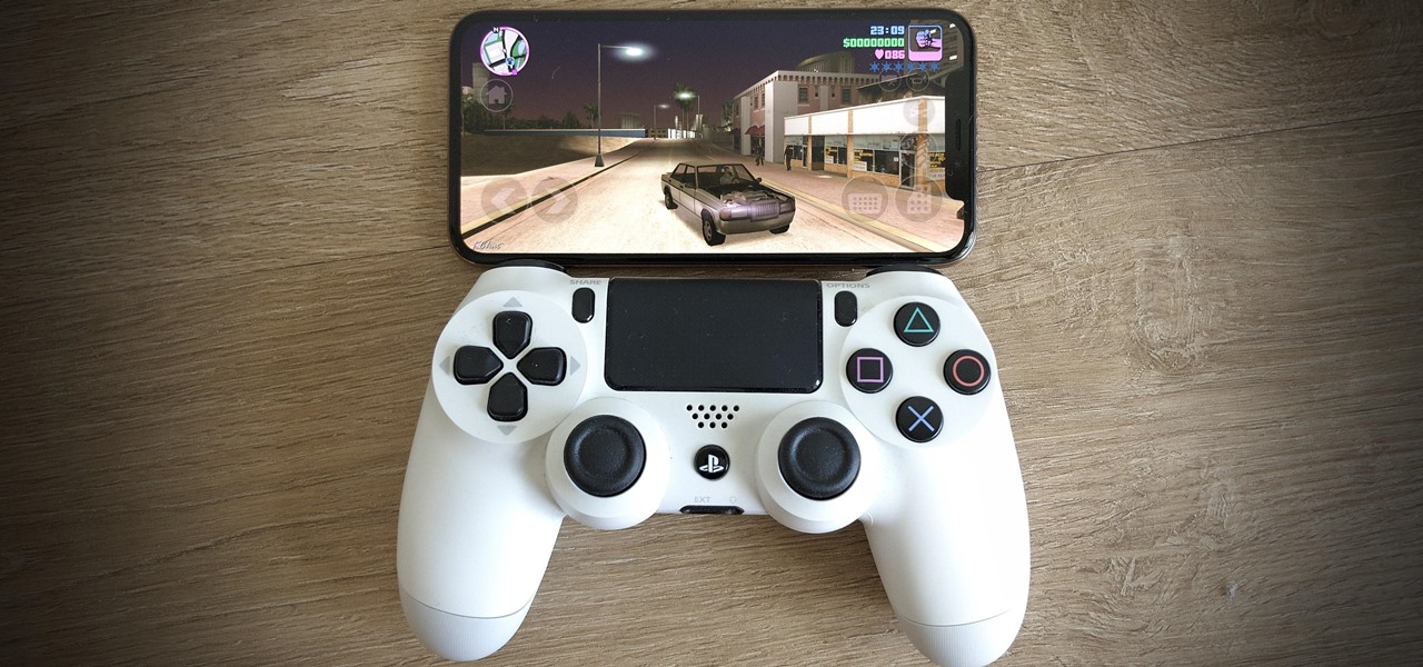 How To: Connect Your PS4 Controller to Your iPhone in iOS 13 for Easier Gameplay