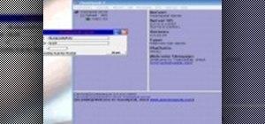 Spam flood a Teamspeak server