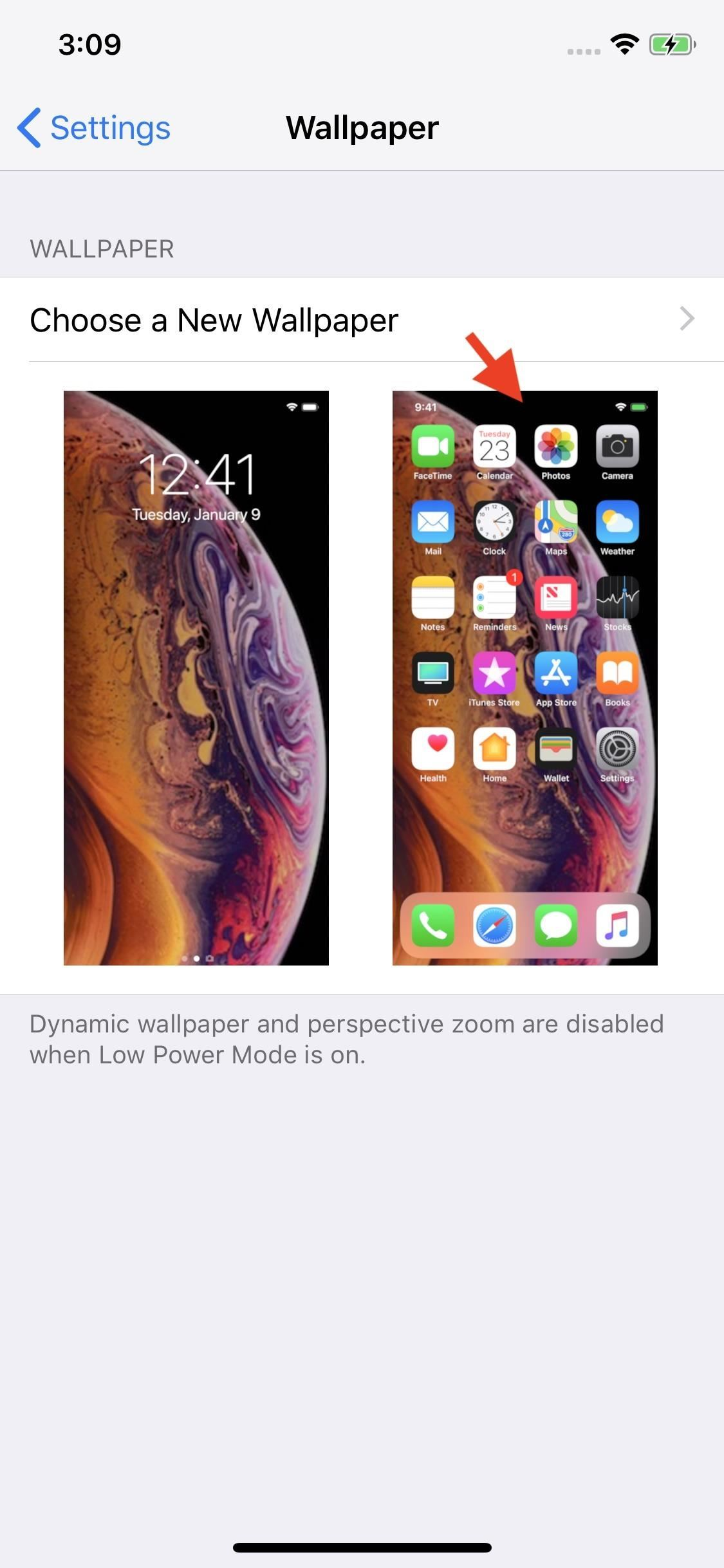 How To Disable The Parallax Effect In Ios To Reduce Motion