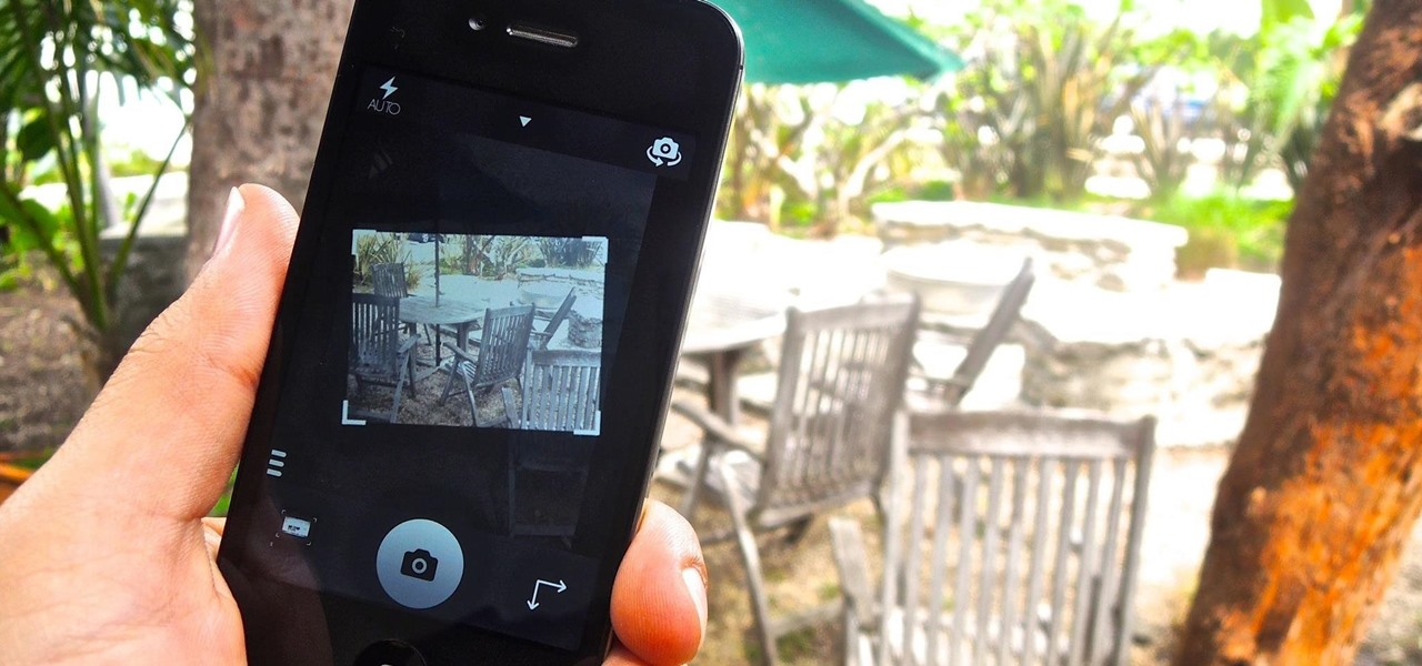 Take Perfectly Straight & Level Photos with Your iPhone Every Single Time