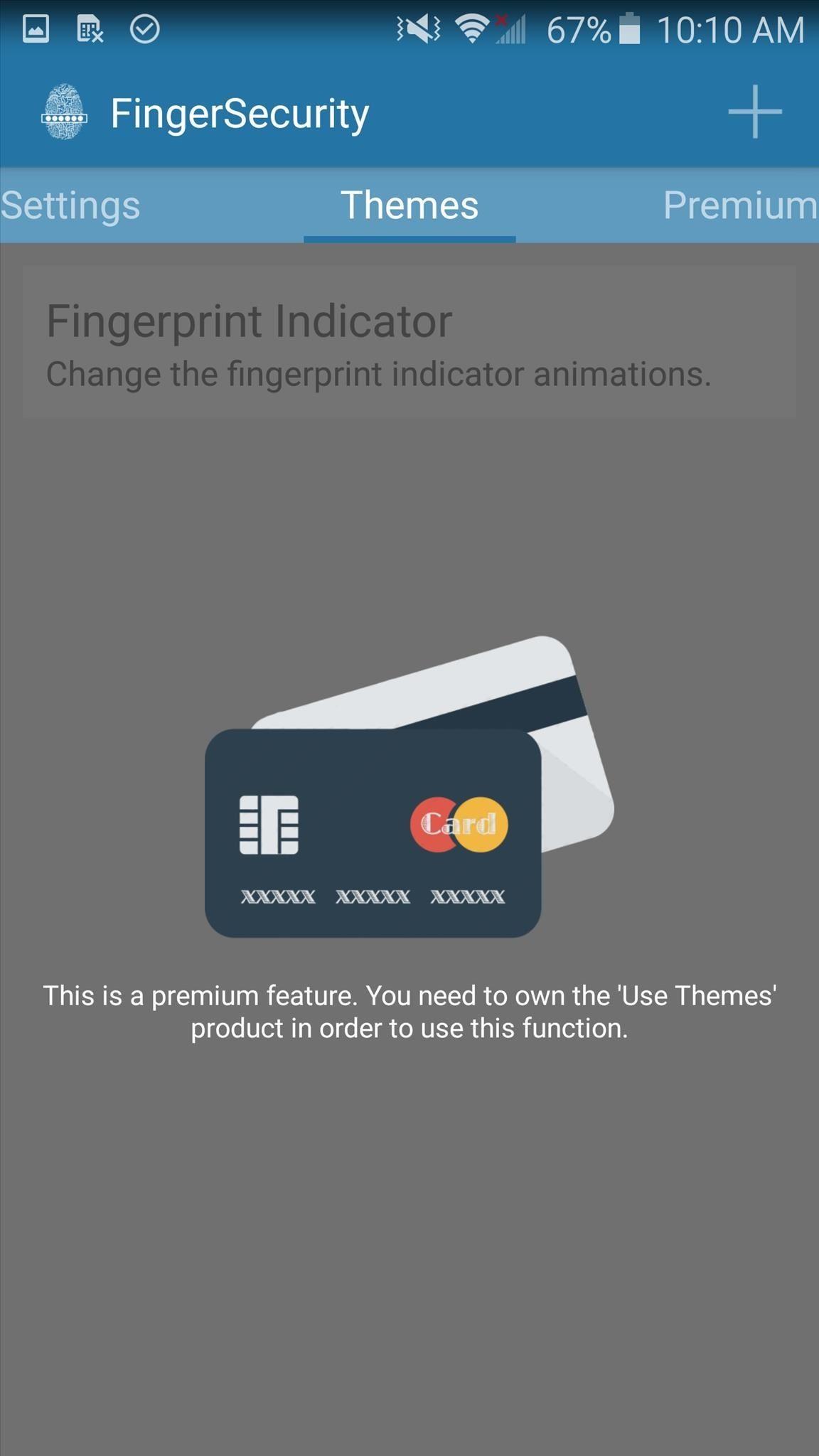 Lock Apps Using Your Samsung Galaxy S6's Fingerprint Scanner