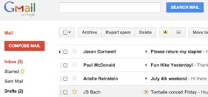 Test Drive Gmail's New Interface