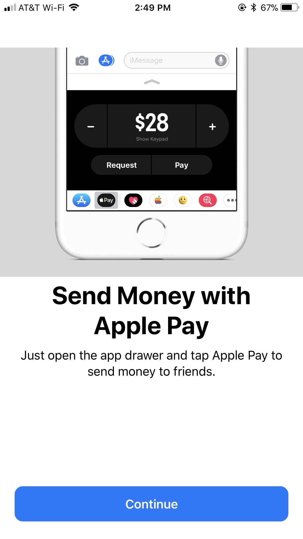 Apple Finally Rolls Out Apple Pay Cash to Beta Testers
