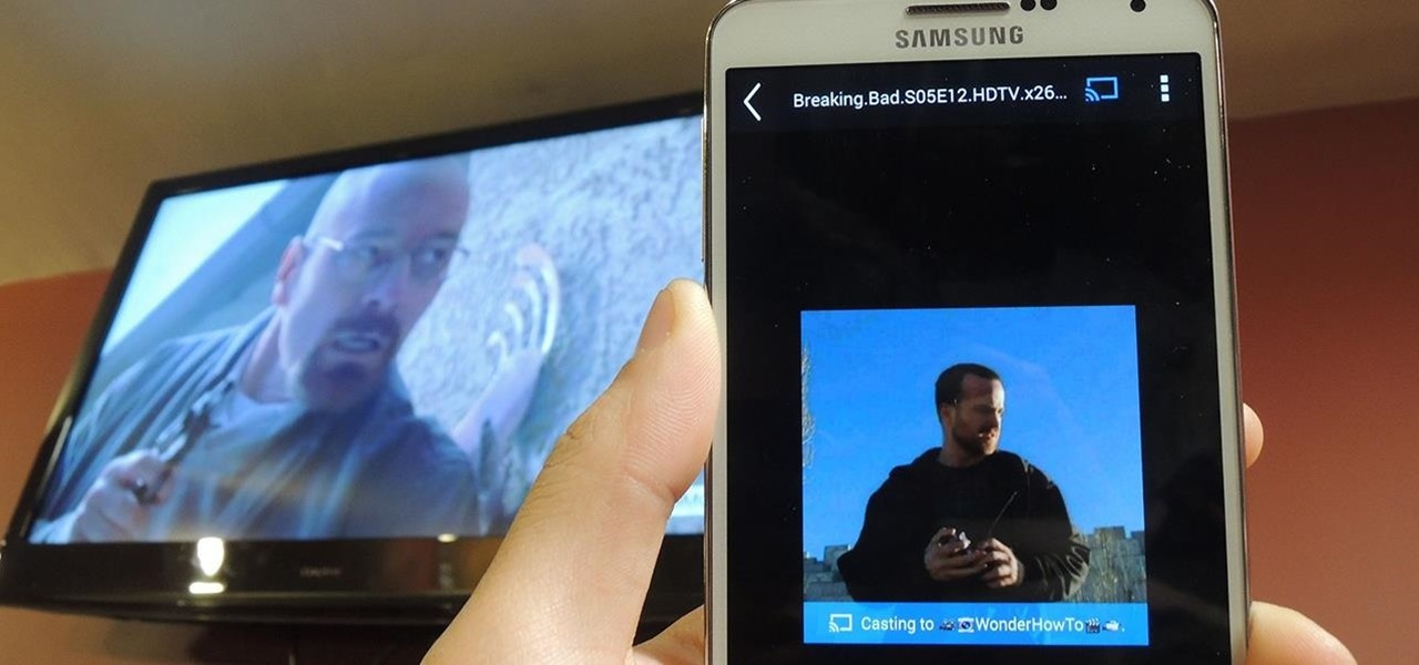 Stream Any Video from Your Android or iOS Device to Chromecast