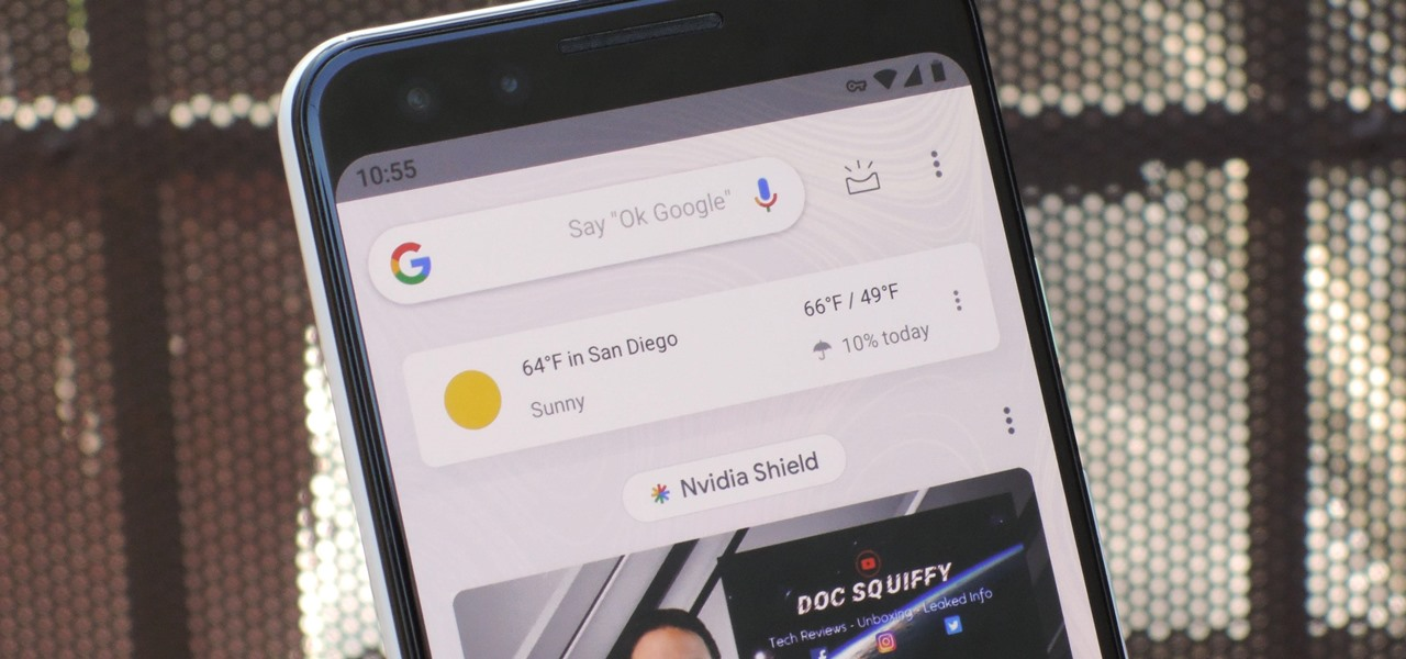 Enable Google Now Integration in Action Launcher