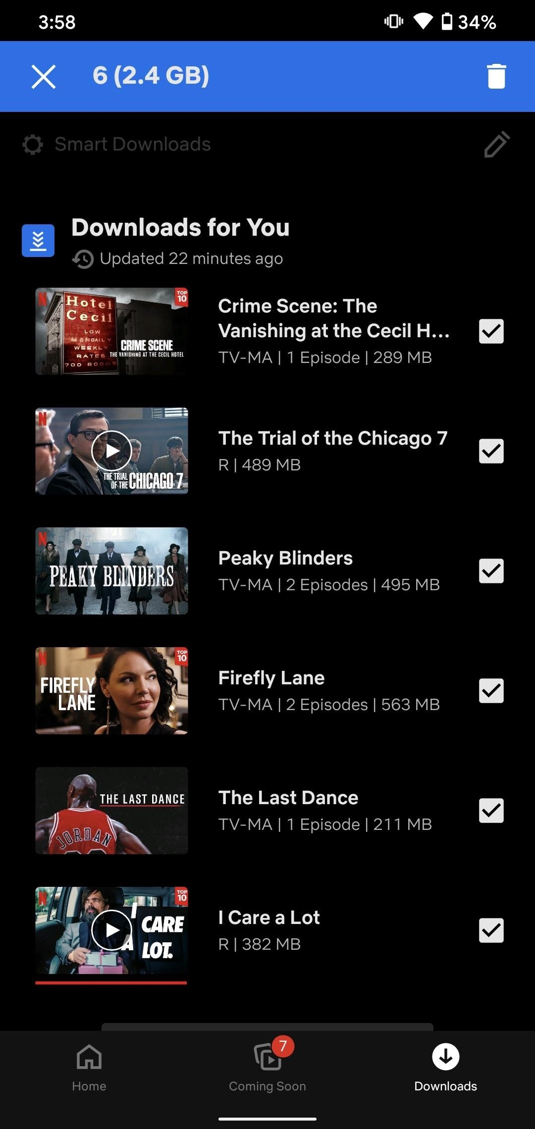 How to Get Netflix to Auto-Download Shows & Movies to Your Phone Based on Your Interests