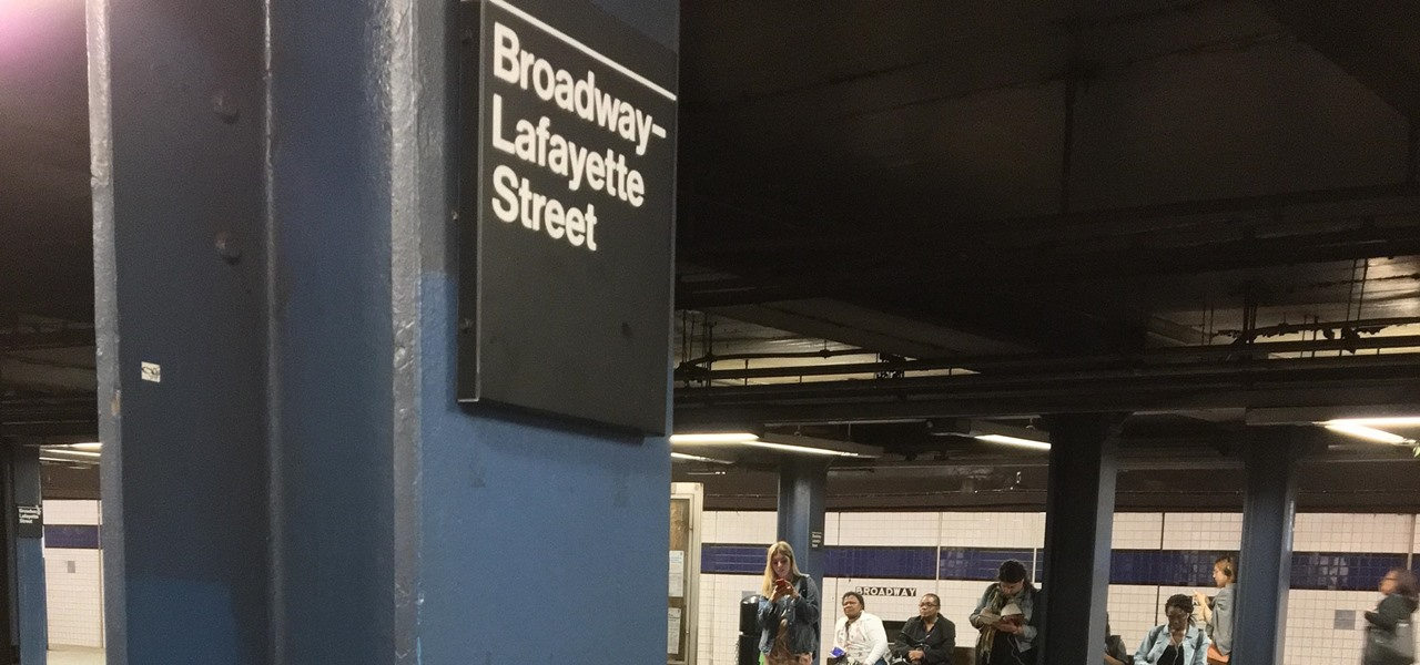 Navigating Subway Stations May Get Easier with This Google Maps Update