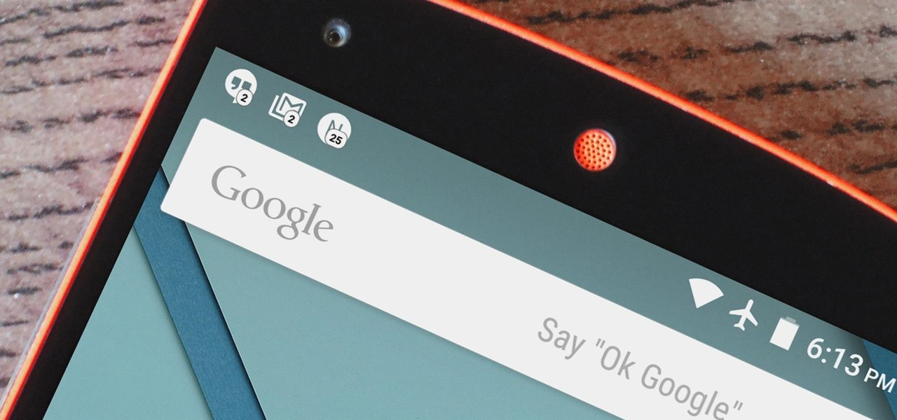 Add Notification Count Badges to the Status Bar on Android