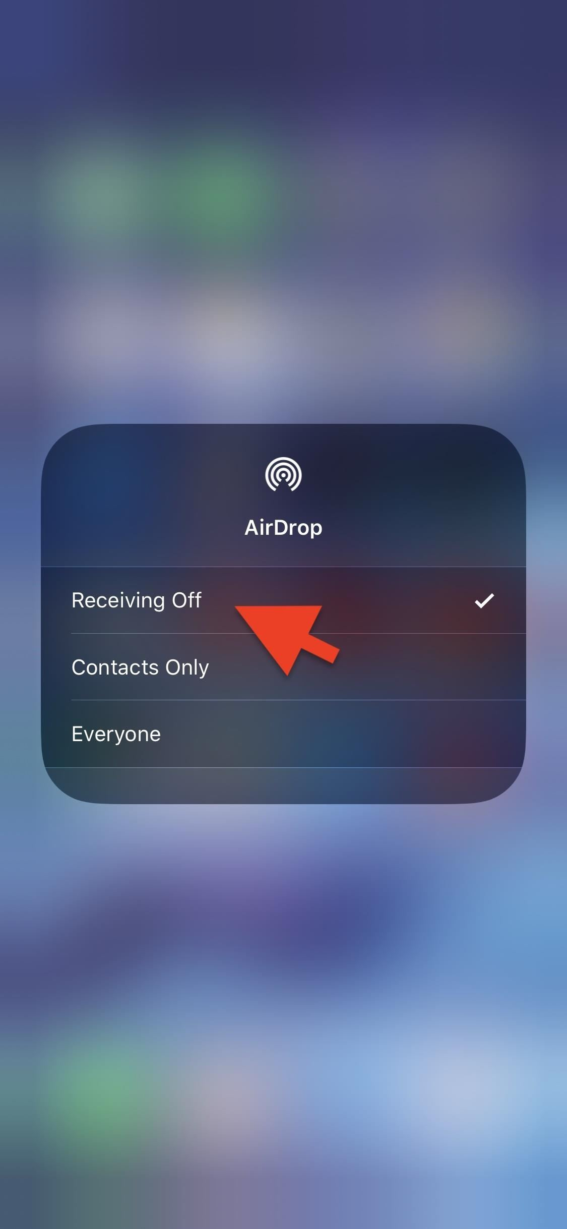 How to Remove Contacts from the Share Sheet on iOS 13