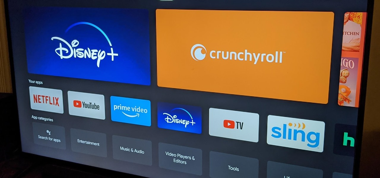 Install Apps on Chromecast with Google TV