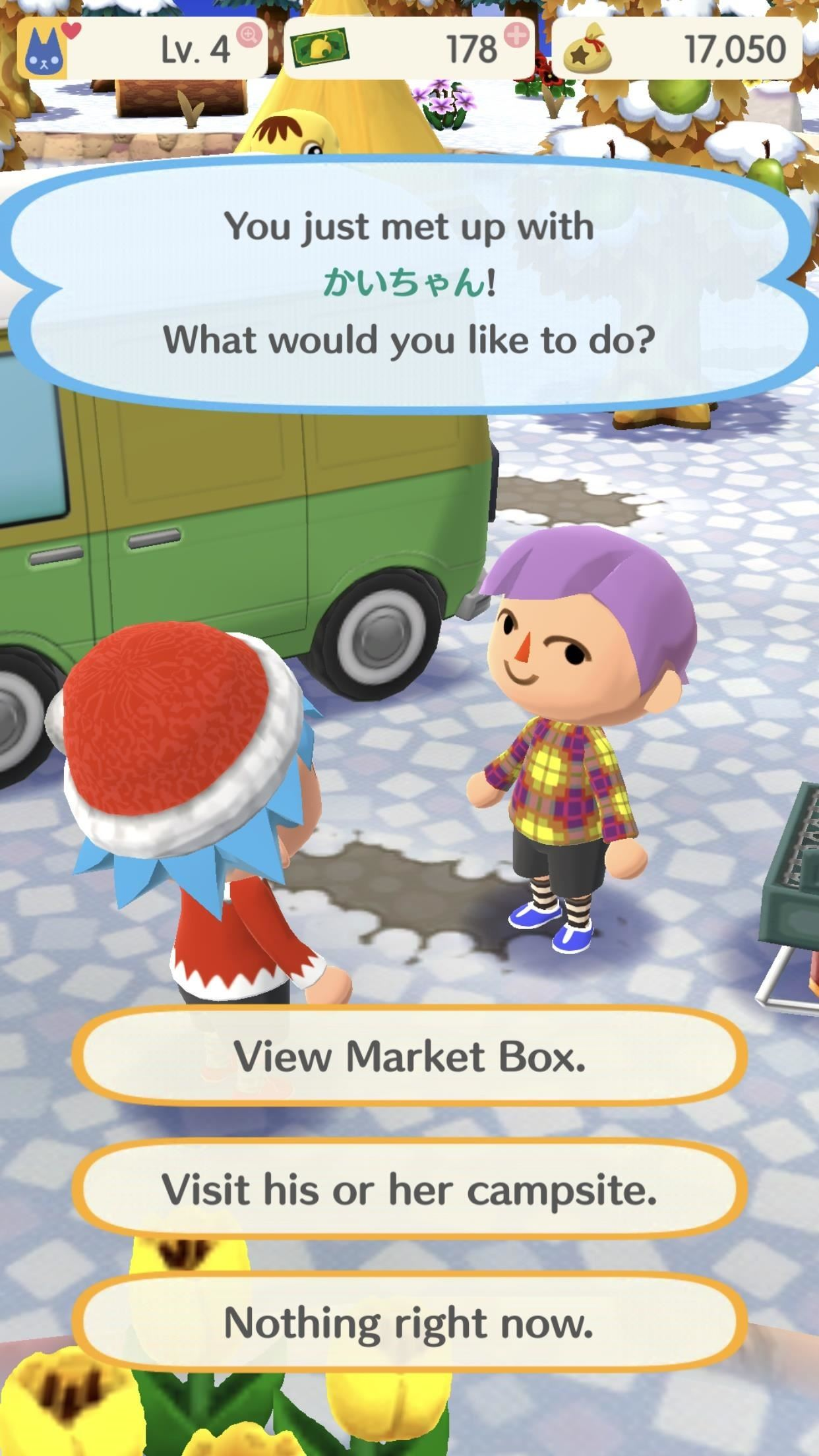 Pocket Camp 101: How to Use Market Boxes to Buy & Sell Items with Other Animal Crossing Players