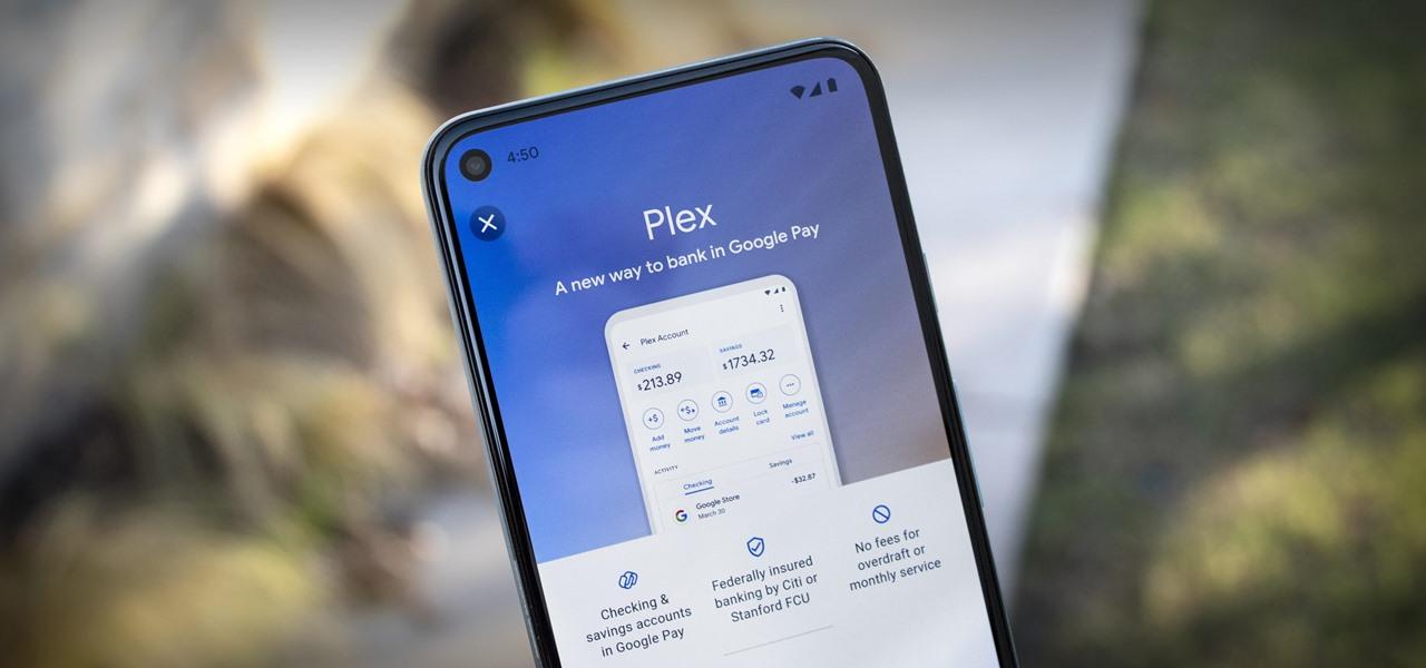 Pre-Register for a Plex Account Through the New Google Pay App