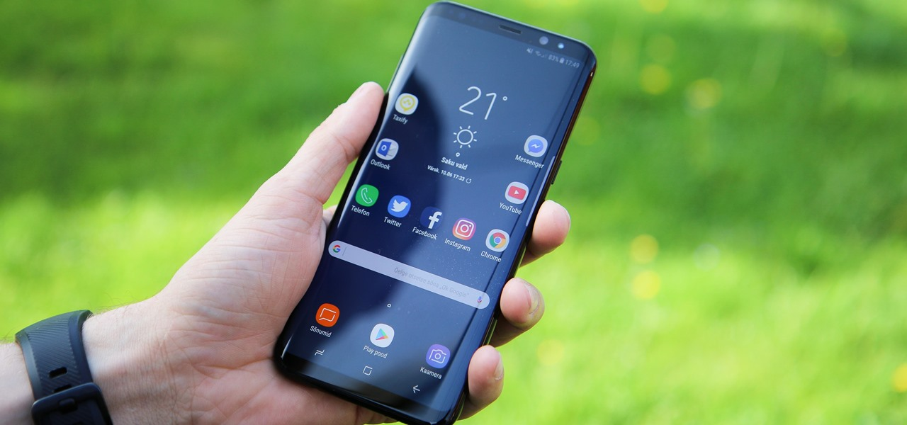 Samsung Patents a 3D Touch System for Its Newest Galaxy Phone