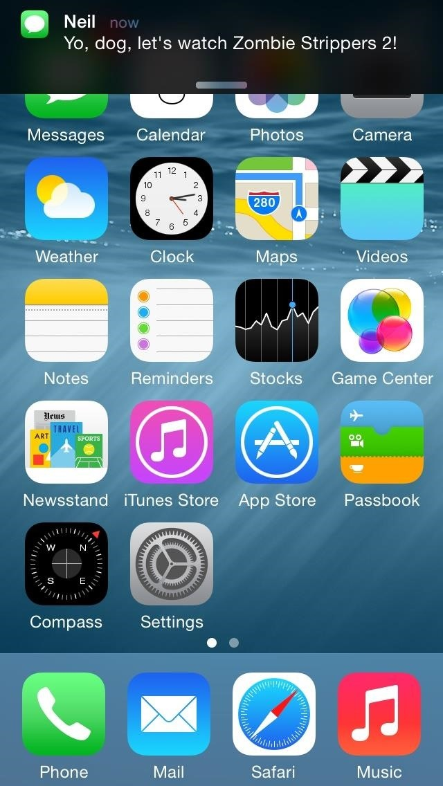 Reply to Texts, Trash Emails, Snooze Reminders, & More with Interactive Notifications in iOS 8