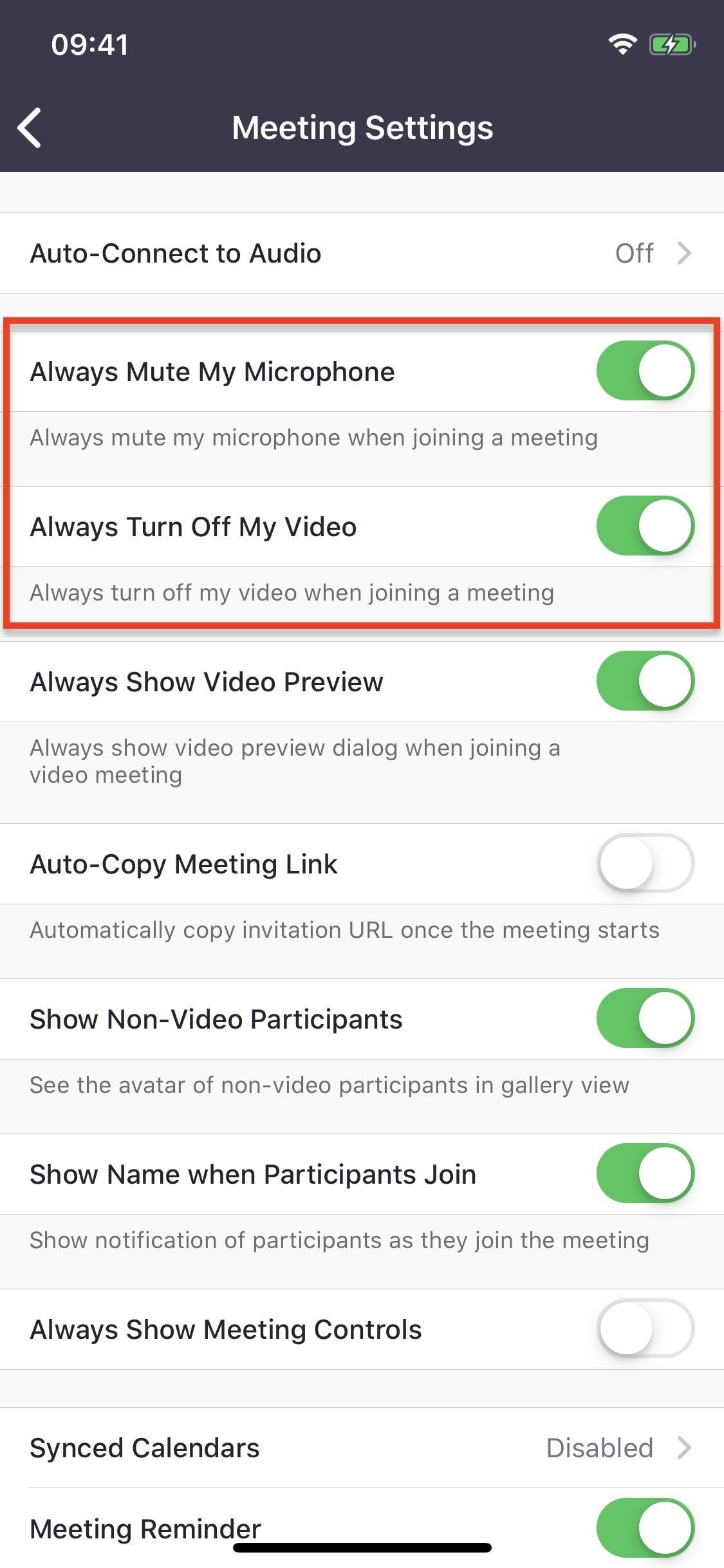 Disable Your Mic & Camera Automatically When Joining Zoom Meetings to Slip into Chats Quietly