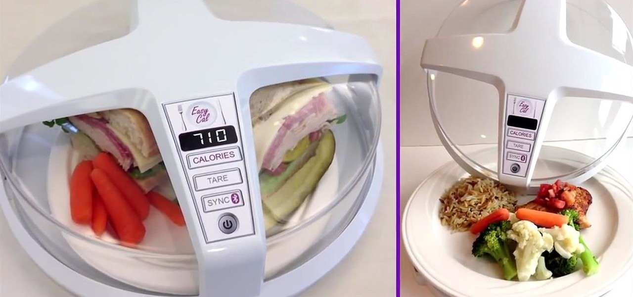 Let Your Microwave Count Your Calories for You
