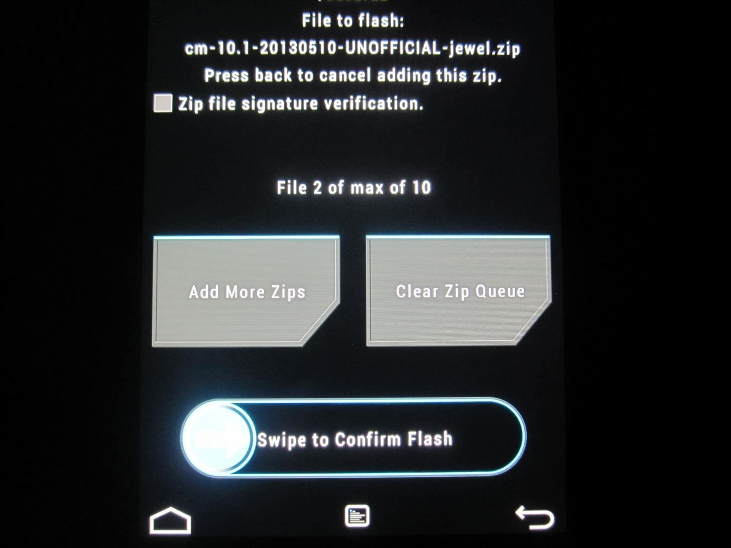How to Remove OEM Skins & Carrier Bloatware on Your HTC EVO 4G LTE with CyanogenMod