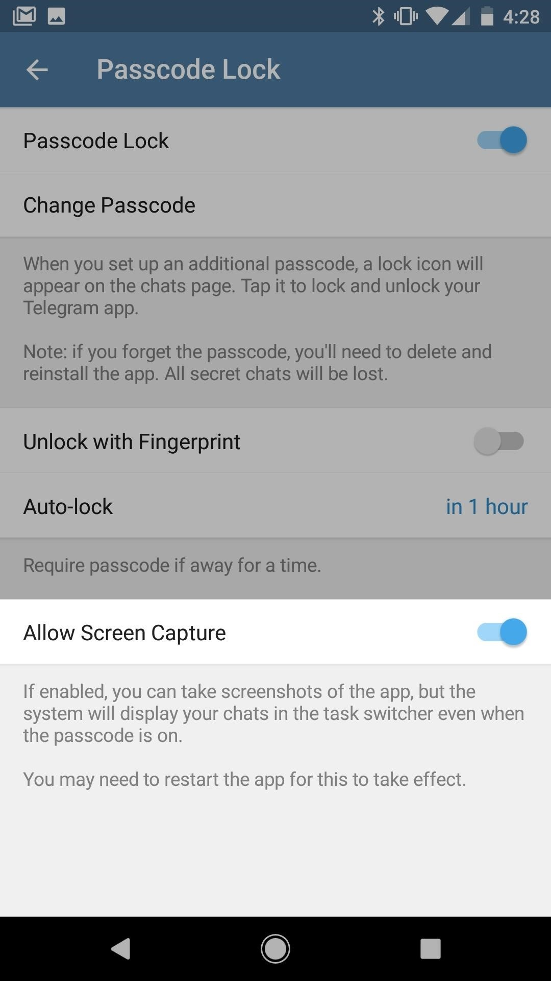 Telegram 101: How to Take Screenshots of Chats on Android
