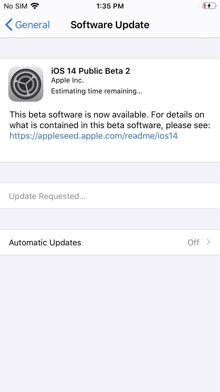 How to Download & Install iOS 14 on Your iPhone Right Now