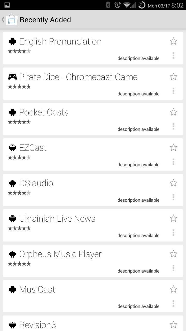How to Find the Latest & Greatest Chromecast Apps