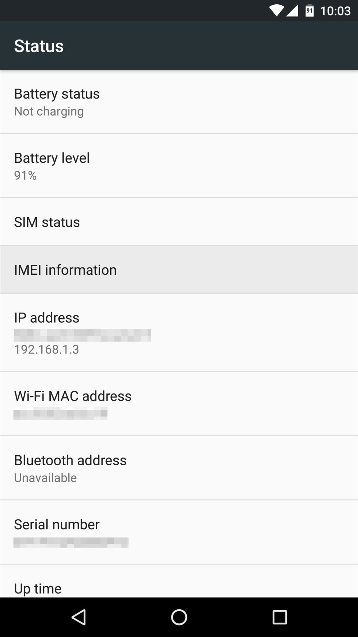 How to Find Your IMEI & MEID Numbers