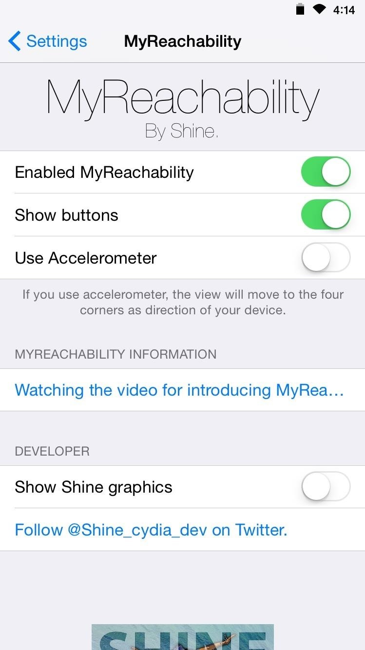 "5 Tweaks That Make ""Reachability"" on Your iPhone Even Better"