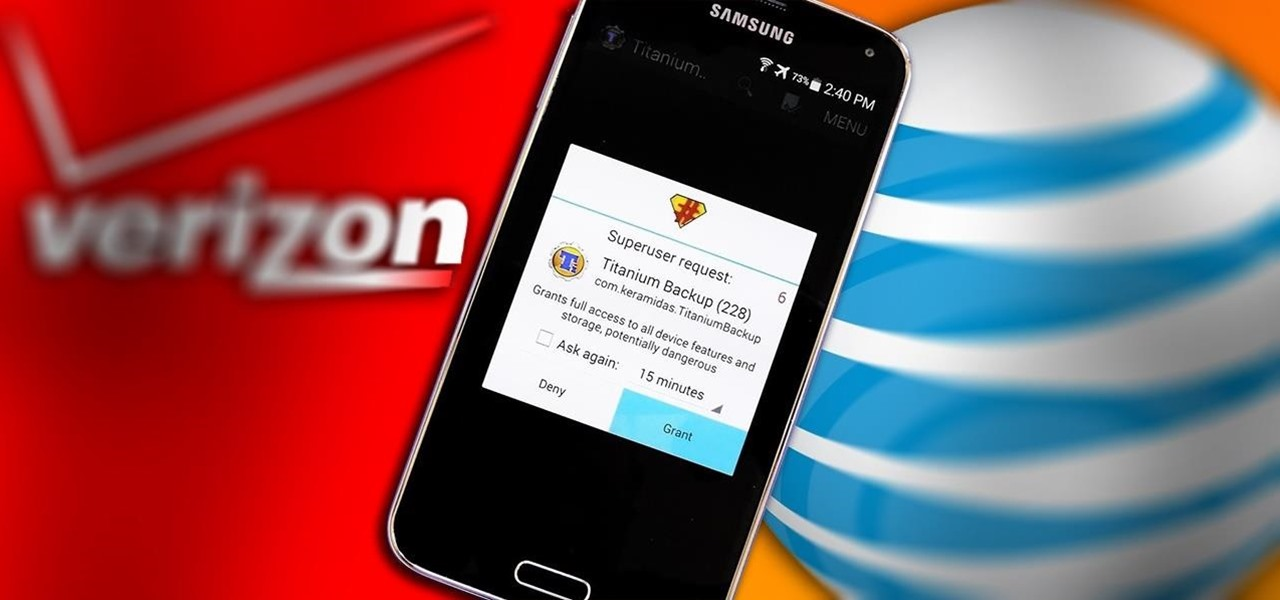 Root ANY Samsung Galaxy S5 Variant (Even AT&T & Verizon) in 20 Seconds Flat