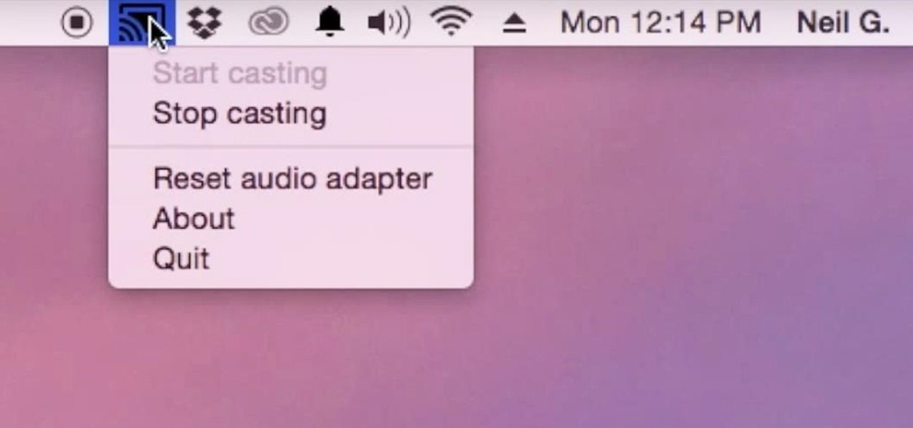 Cast Music (Or Any Audio) From Your Mac to Chromecast