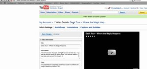Crop,stretch, and increase quality of  YouTube videos