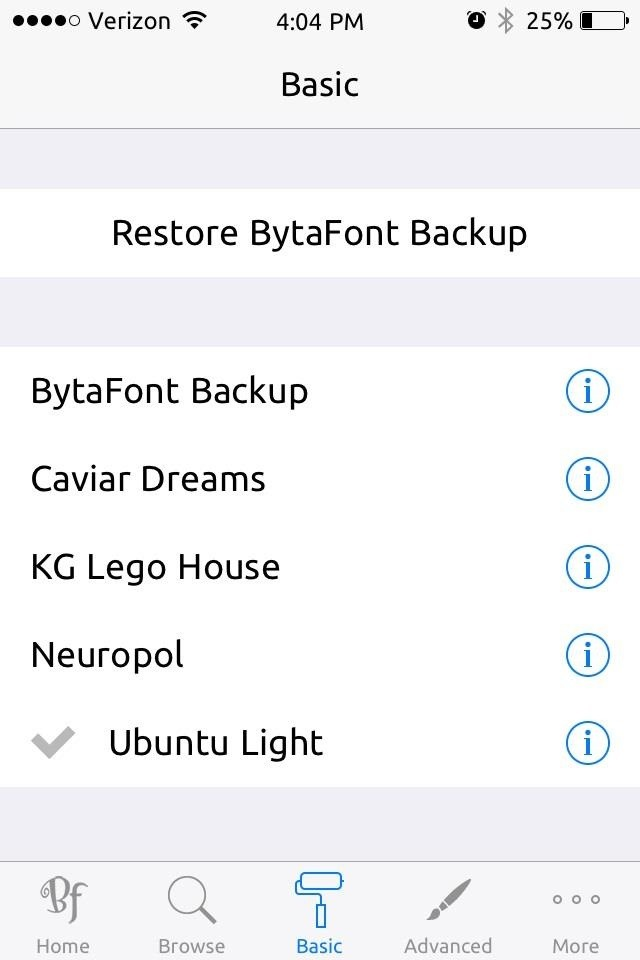 How to Customize Your iPhone with a New Default Font from Disney, the Simpsons, & Many More
