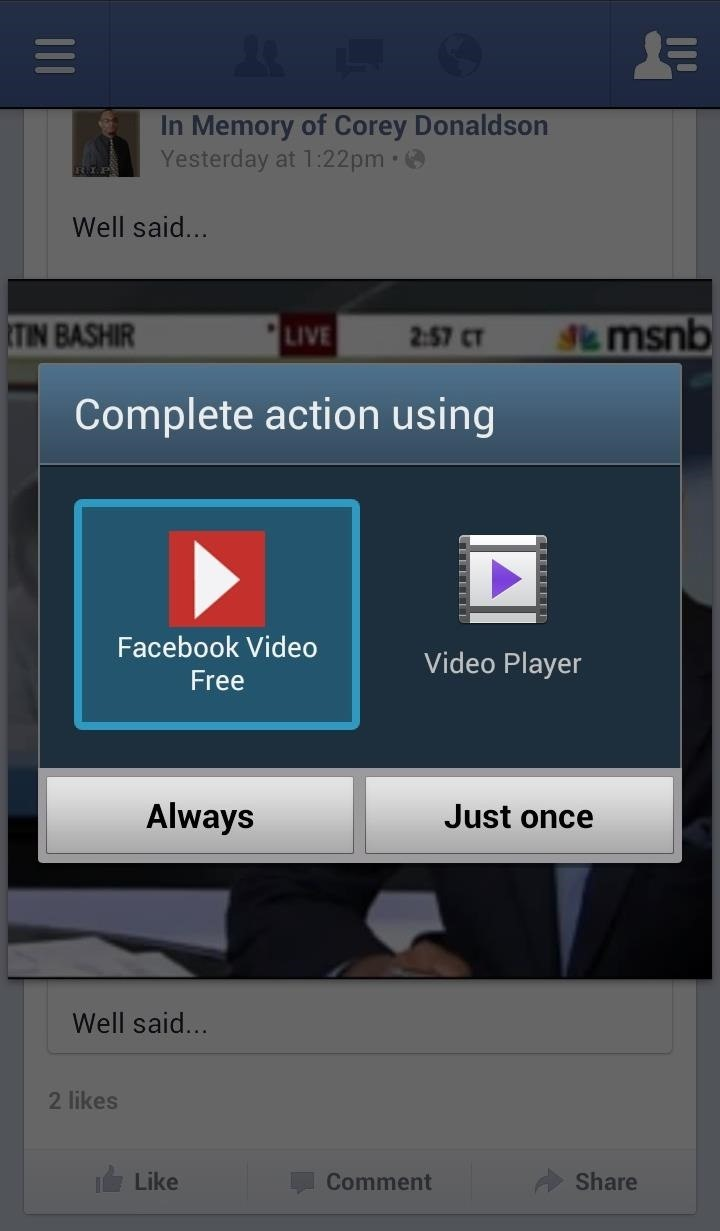 How to Download Any Video from Facebook onto Your Samsung Galaxy S3