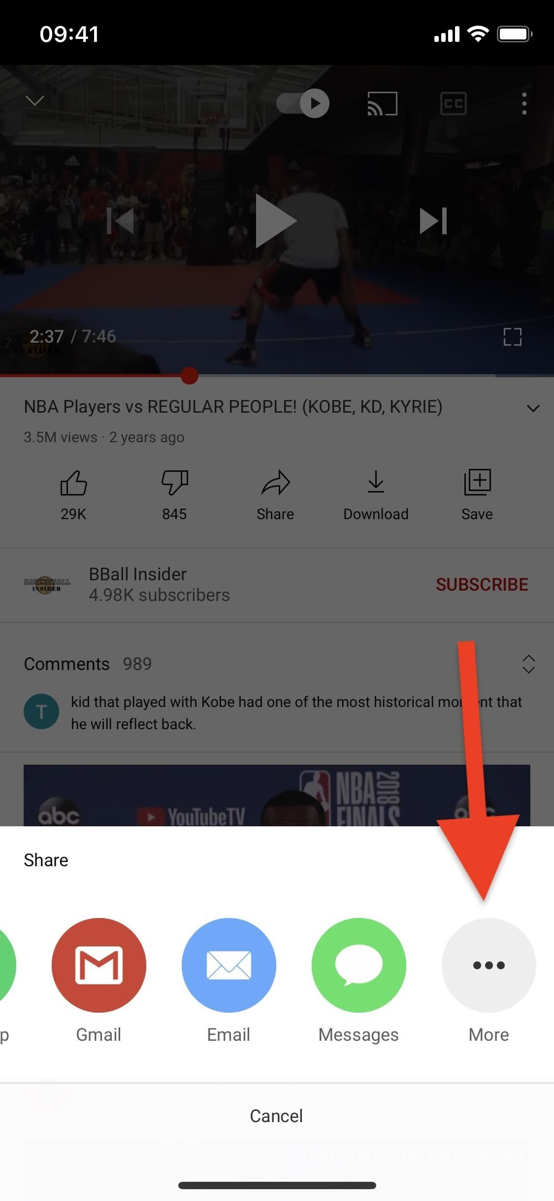 The Trick That Lets You Link to Specific Start Times in YouTube Videos Right from Your Phone