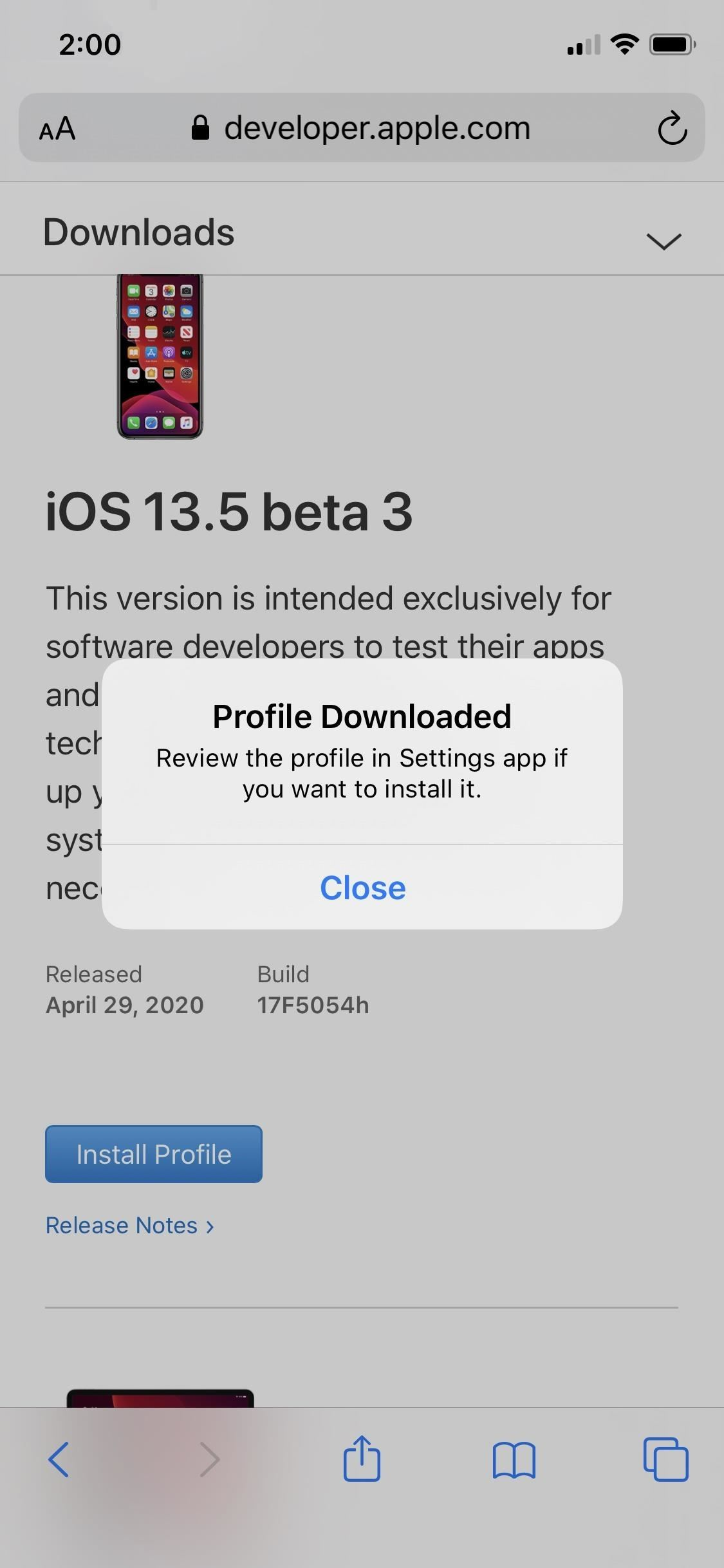 How to Download & Install iOS 13.5 Beta on Your iPhone Right Now