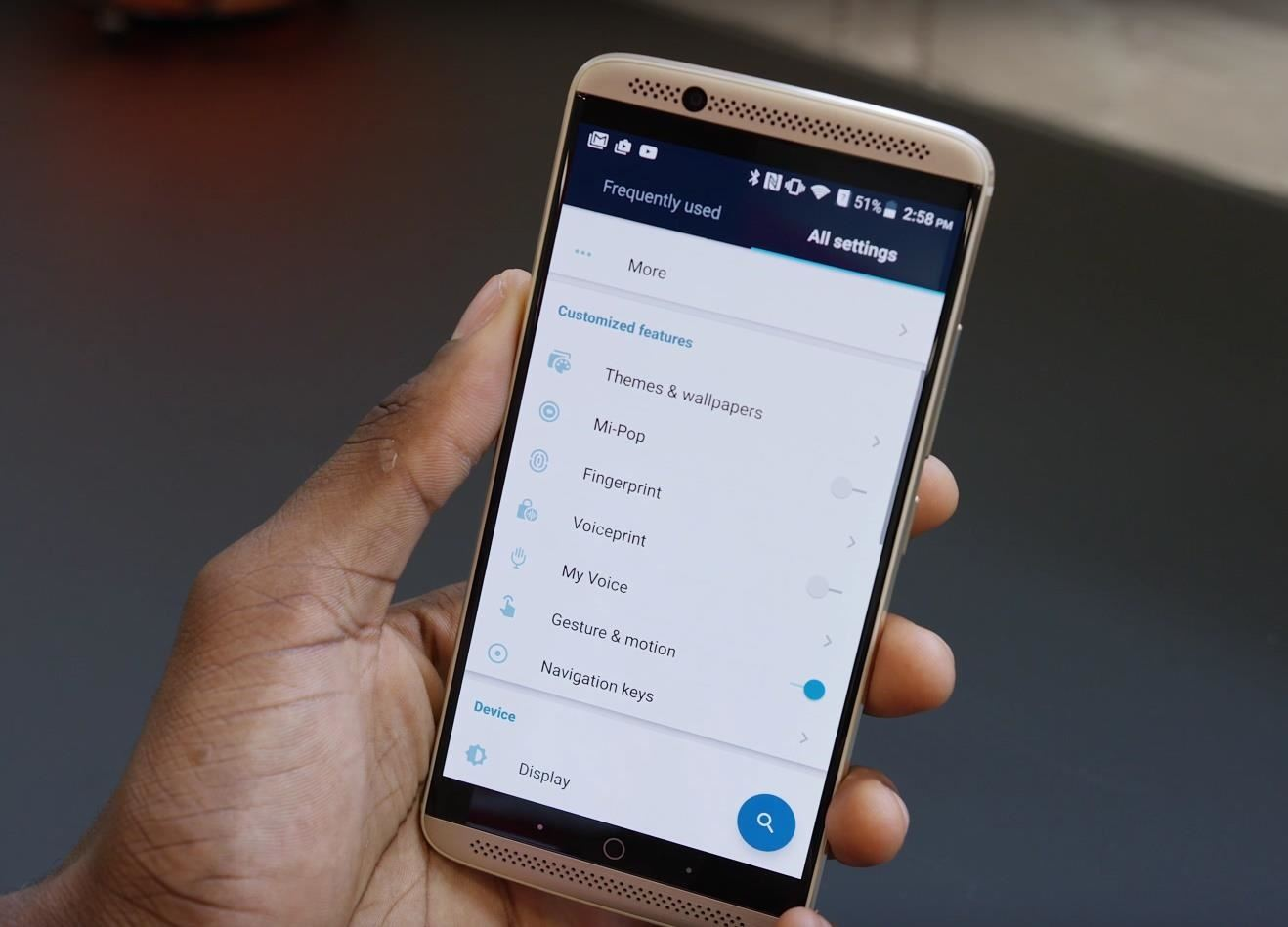 Axon 7 Oreo Beta currently Open to US Users — Here's How to Get of which