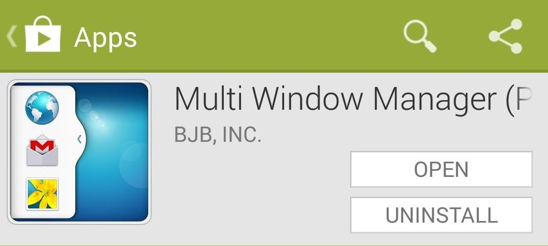 How to Use Any App You Want in Multi Window View on Your Samsung Galaxy Note 3