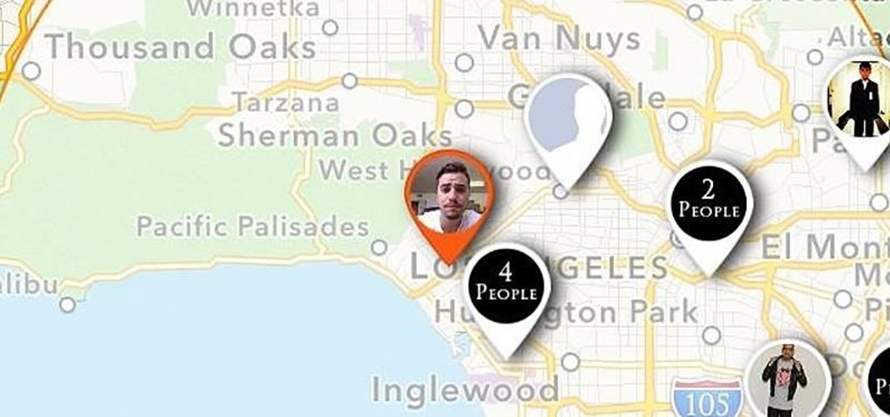 Get Real-Time Info on Friends Around You (Including Exact Location) Using Your iPhone