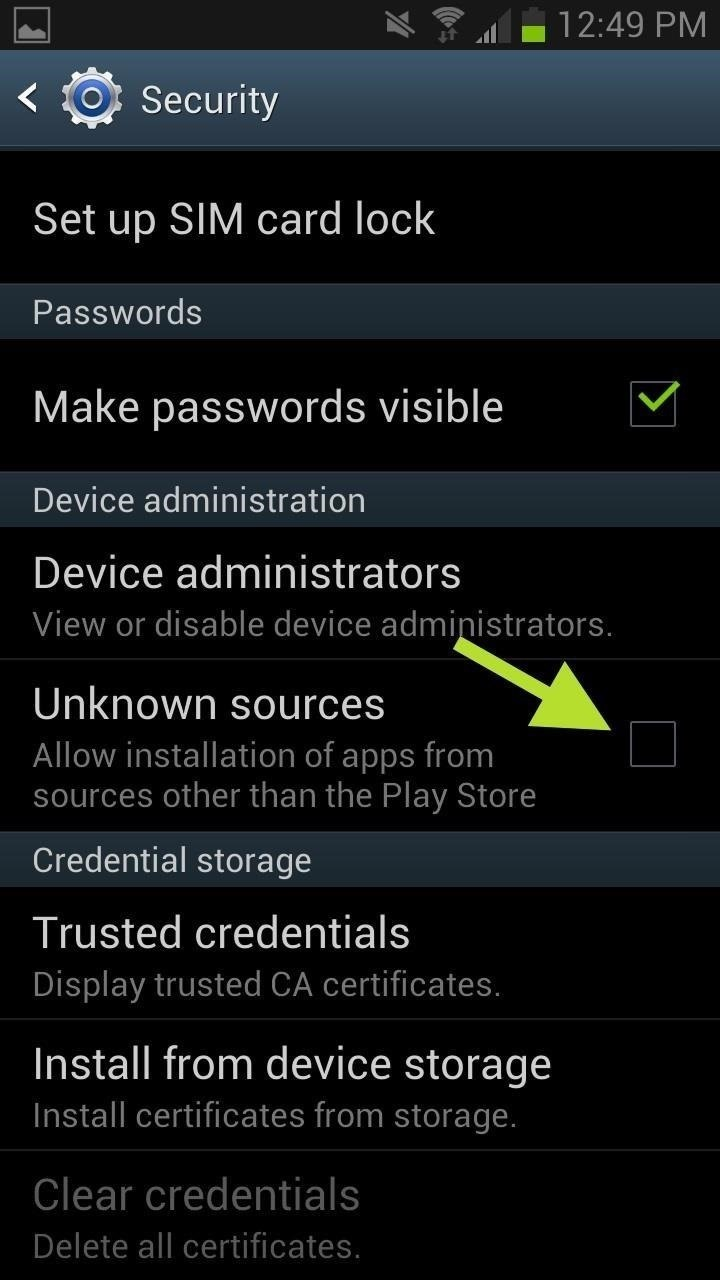 How to Get Popup SMS Alerts & Reply from Within Any Full Screen App on Your Samsung Galaxy S3
