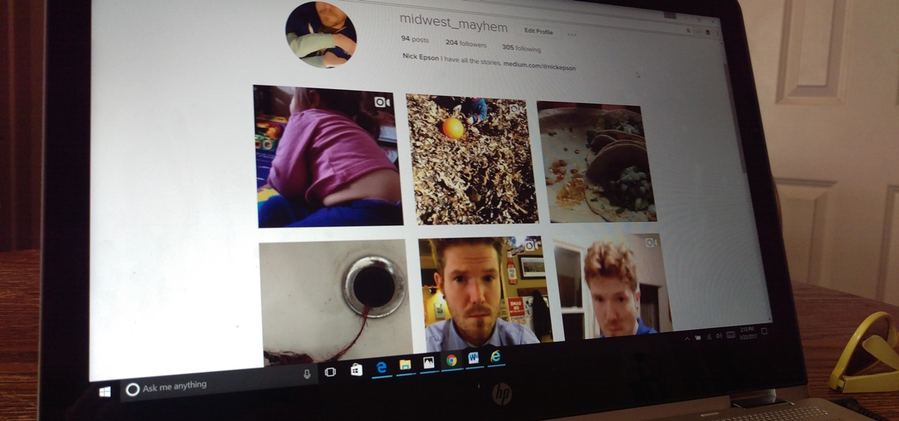 how to change privacy settings on instagram