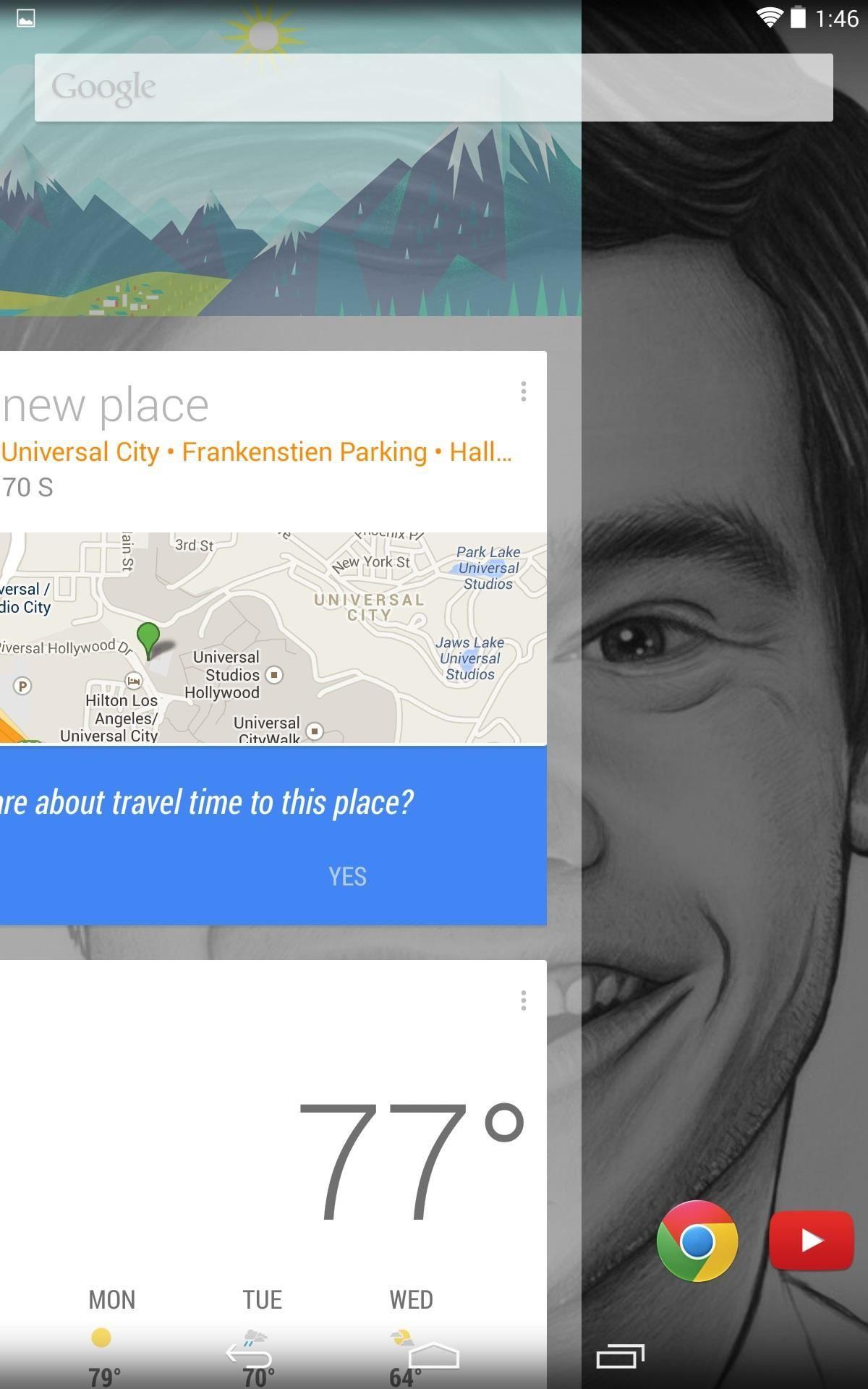 "How to Get the Exclusive Google Nexus 5 ""Experience"" Launcher on Your Nexus 7 Tablet"