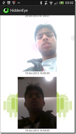 Find Out Who's Trying to Unlock Your Samsung Galaxy S III with the Hidden Eye Android App