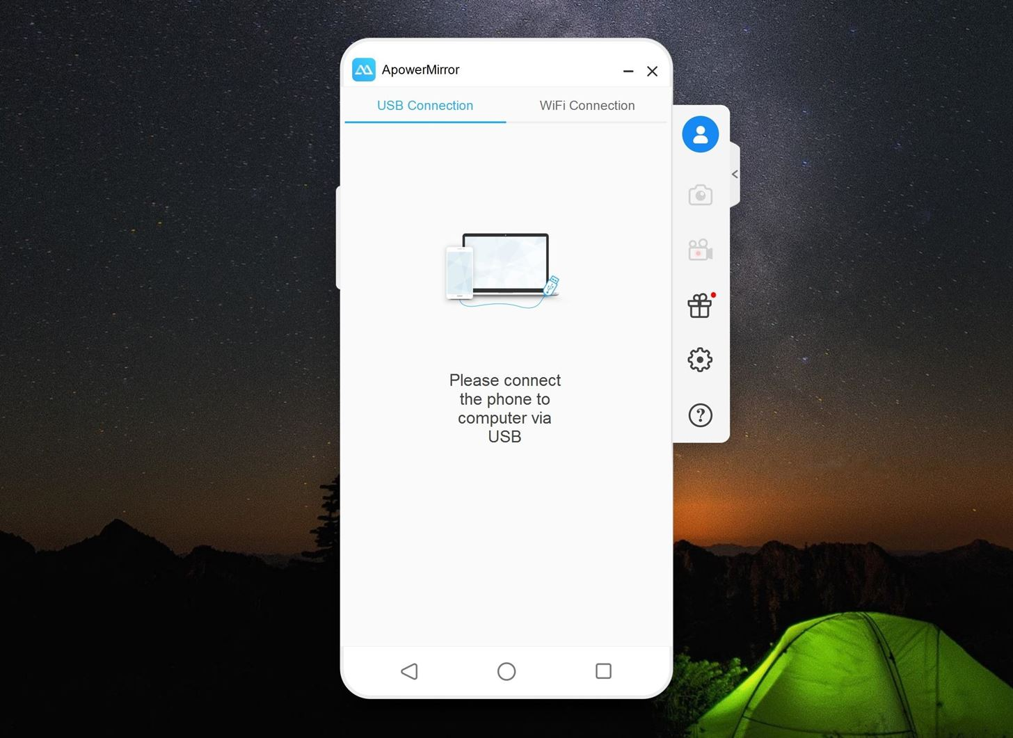 Mirror & Control Your Android's Screen with Its Own Window on Your PC