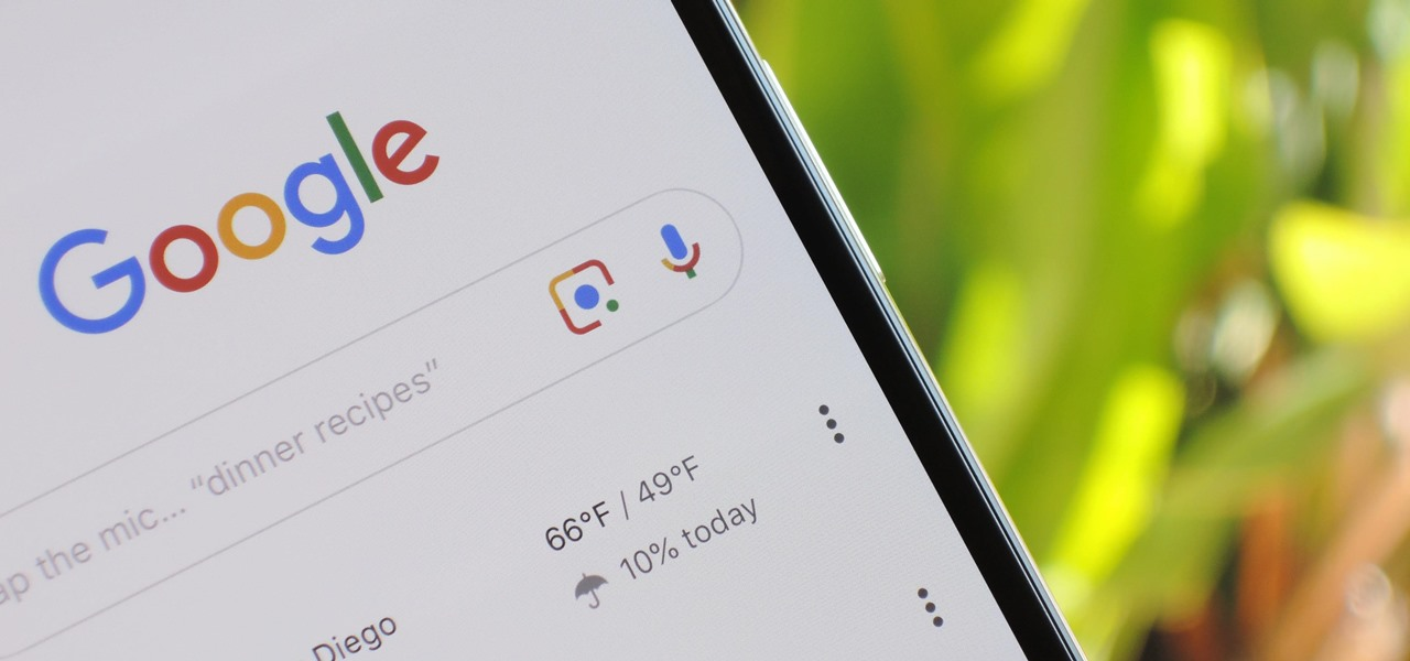 How To: You Really Should Tap This Icon in Your iPhone's Google App