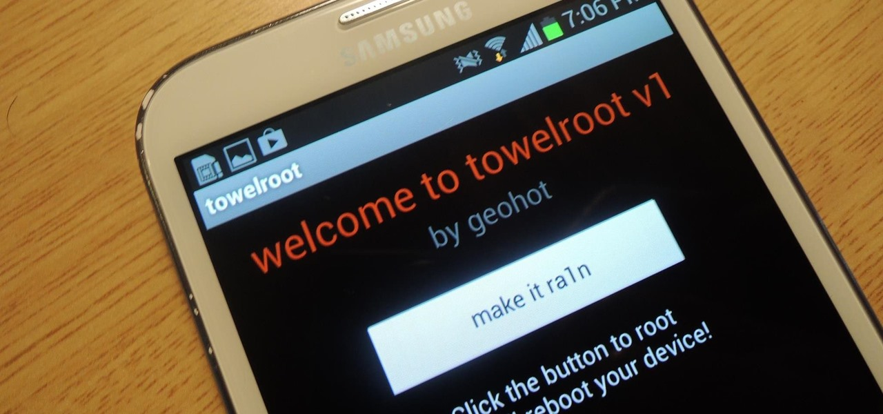 Root Any Galaxy Note 2 Variant in No Time with One Easy Click