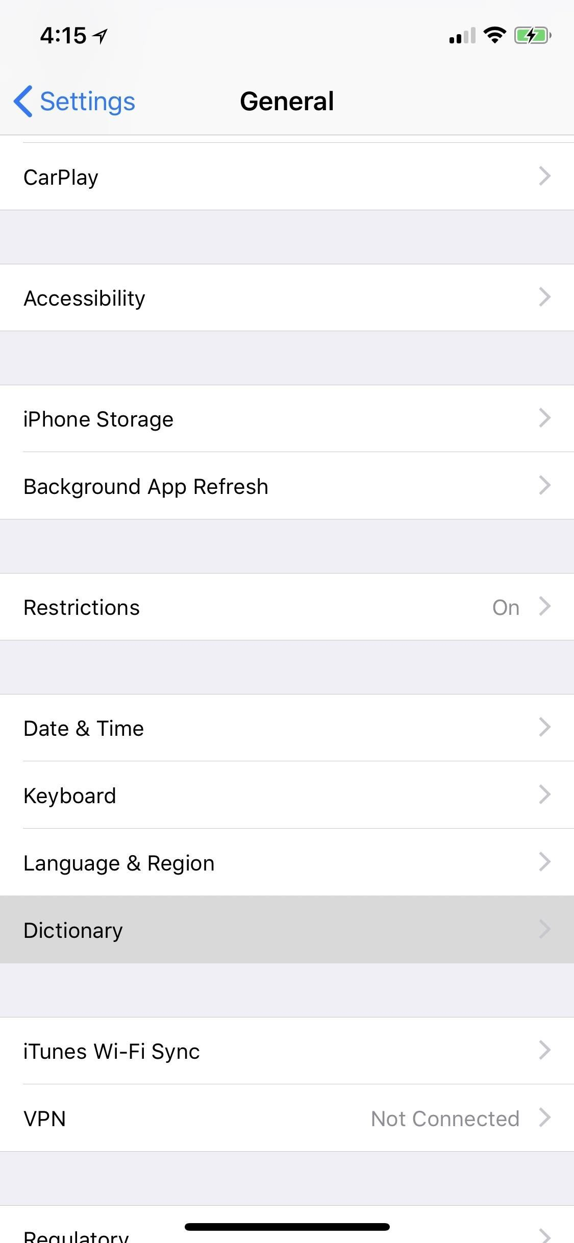 How to Add Foreign Language Dictionaries to Your iPhone to Look Up