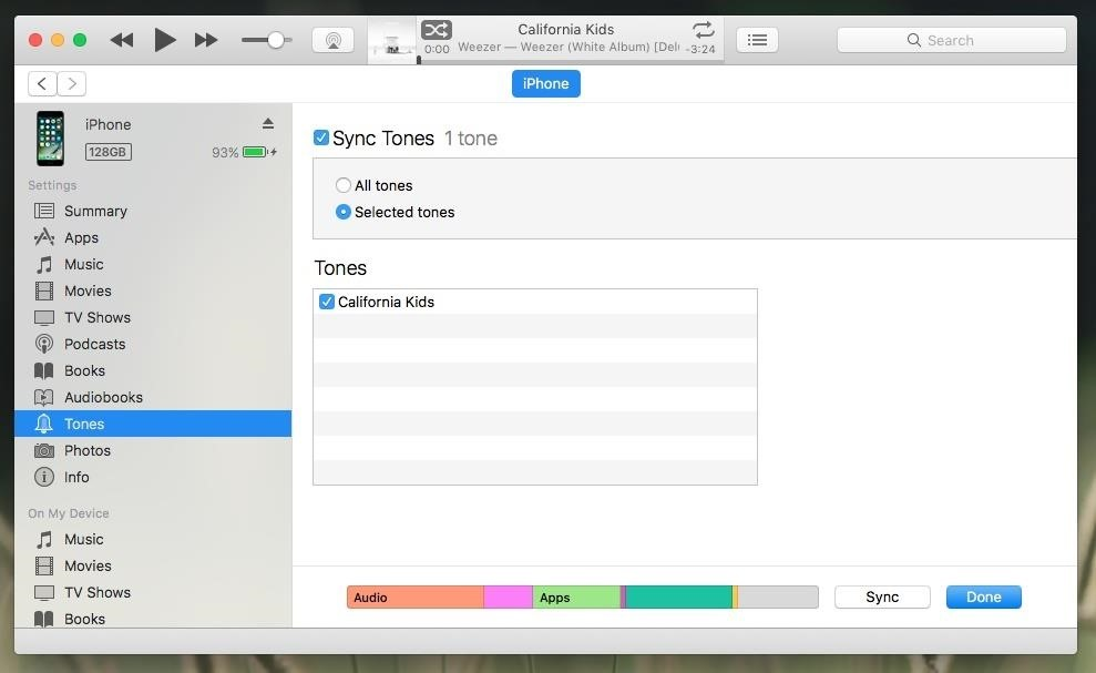 How to Make Custom Text Tones for Your iPhone Using iTunes