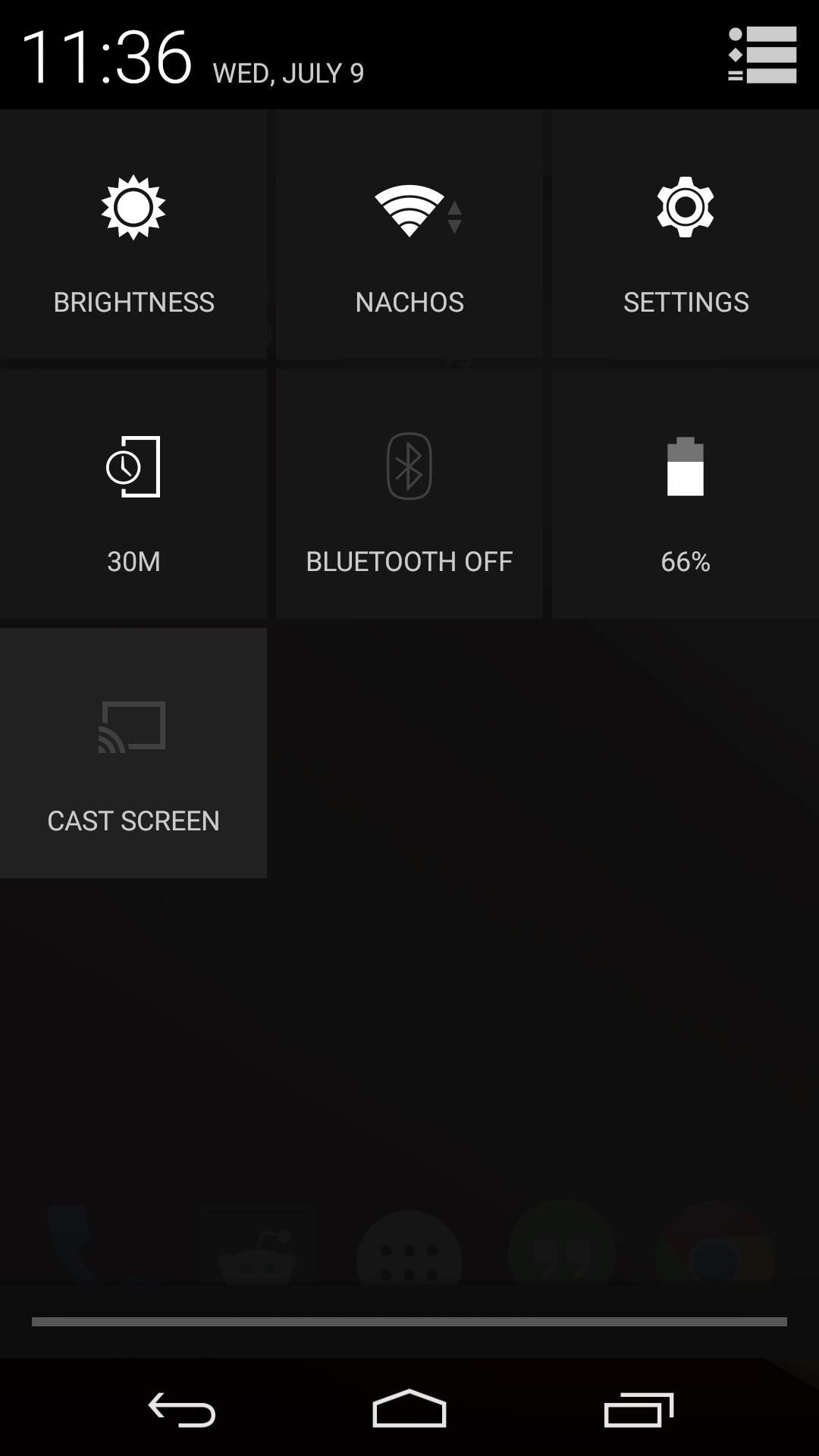 How to Enable the Chromecast Screen Mirroring Feature