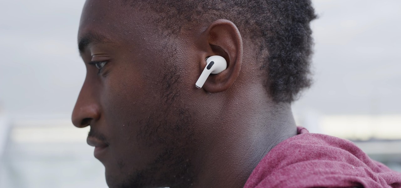 Enable Active Noise Cancellation on Your AirPod Pros
