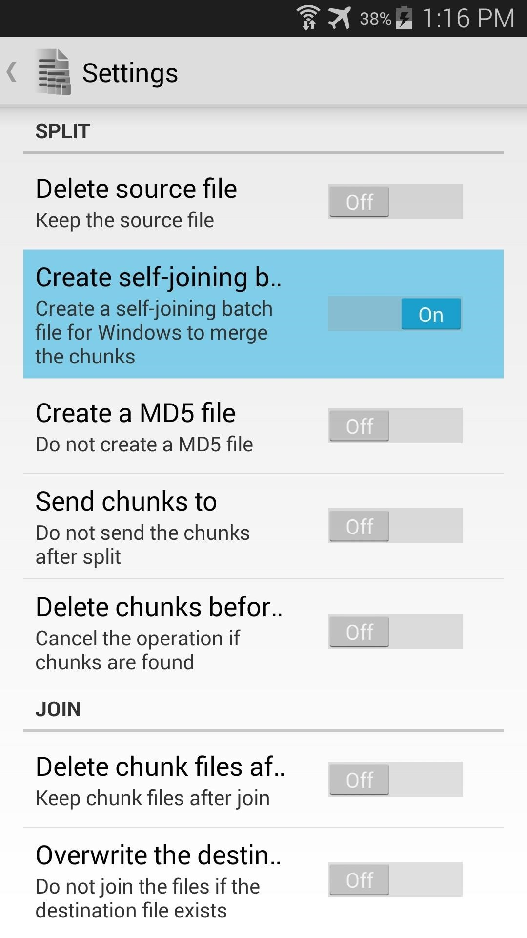 How to Split Large Files for Easy Sharing on Your Nexus 5 or Other Android Device