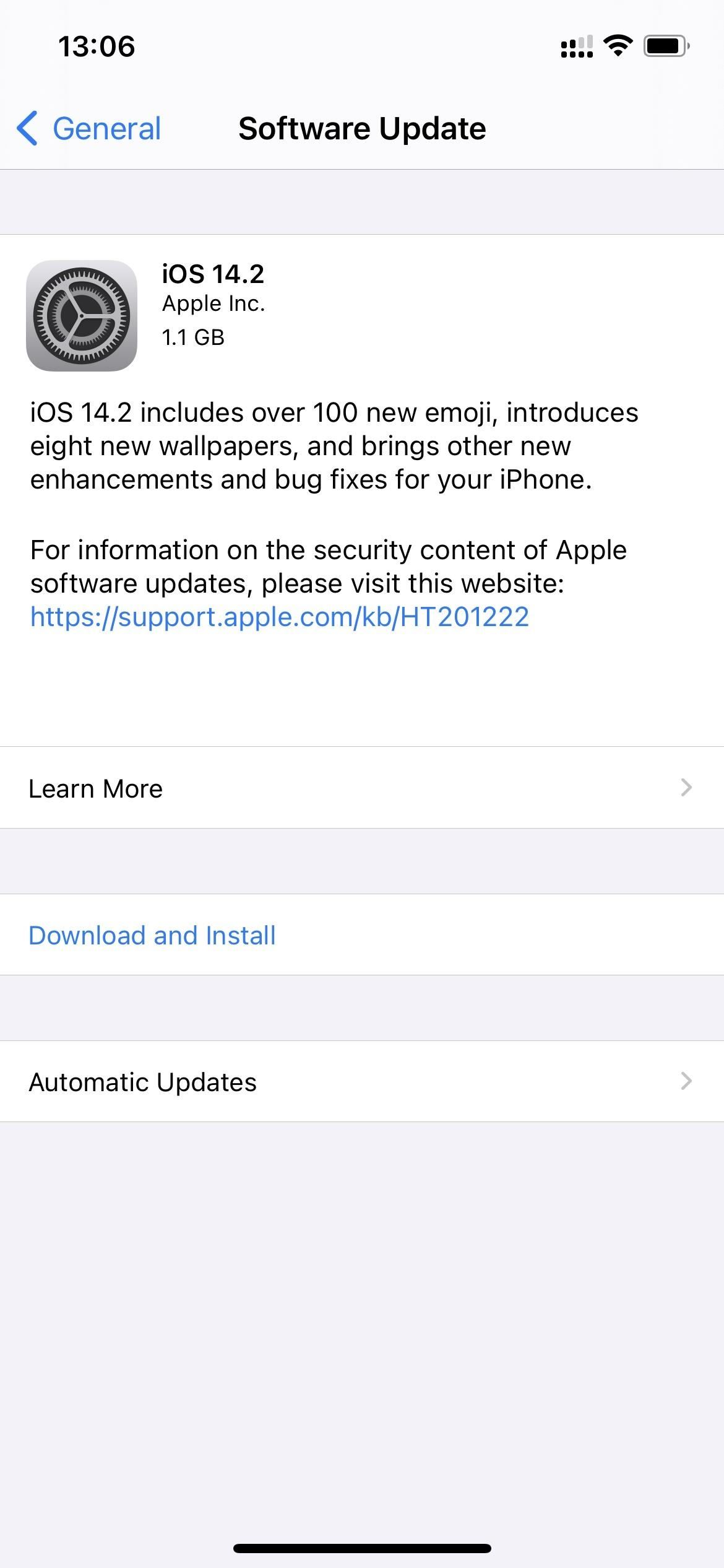 Apple Releases iOS 14.2 for iPhone, Introducing 100+ New Emoji, Eight New Wallpapers & More